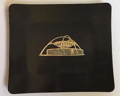 COUROC tray Los Angeles Airport THEME BUILDING Paul Williams Welton Beckett