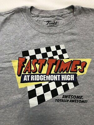 Men's Fast Times At Ridgemont High T-Shirts Great For Party and Gathering