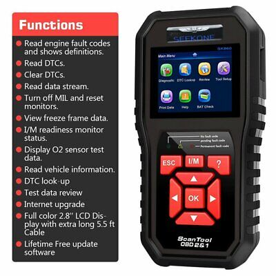 How To Read A Obd2 Scanner