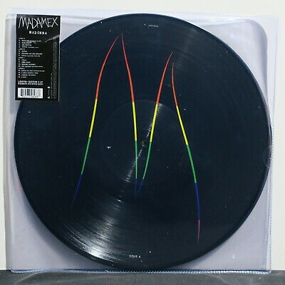 MADONNA 'Madame X' Ltd. Edition PICTURE DISC Vinyl 2LP NEW