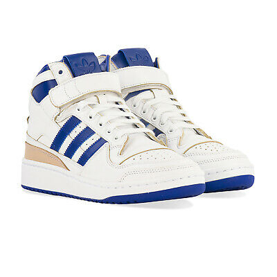 NEUF ADIDAS ORIGINALS Forum Mid (Wrap) Bounce BY4412 Hommes Baskets Chaussures S