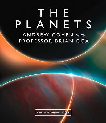 The Planets by Professor Brian Cox New Hardcover Book