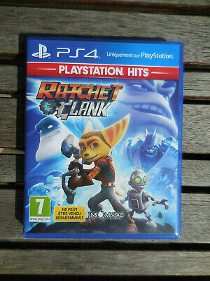RATCHET & CLANK / SONY PS4 / complet