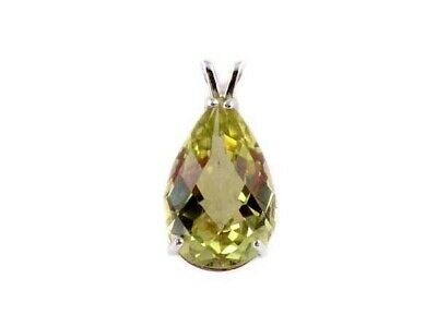 Handcrafted 14ct Scotland Citrine Ancient Silk Route Gem India Greece Rome Egypt