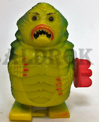 WIND UP ROBOT Creature From The Black Lagoon Horror Monster UNIVERSAL 1974