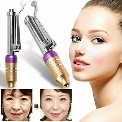 Hyaluron Stylo Acide Hyaluronique Non Invasif Seringue Injection Atomiseur Kit