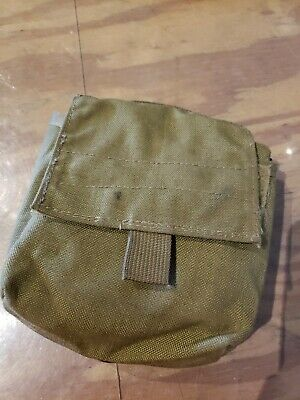Eagle Industries Coyote 100rd SAW Pouch Utility FSBE DEVGRU