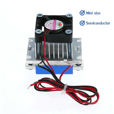 12V Electronic Semiconductor Thermoelectric Cooling Peltier Cooler Refrigeration