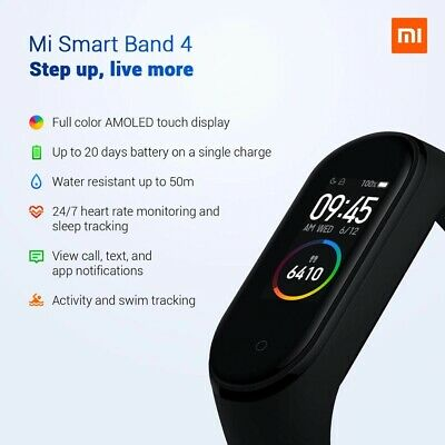 Xiaomi Mi Band 4 - Original Newest BT 5.0 Music Smart Bracelet