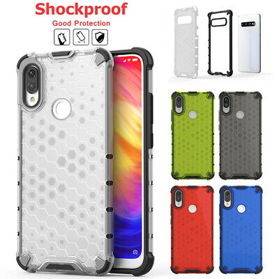 For Samsung Galaxy A70 Case A50 A40 A30 A10 Hybrid Rubber Clear Armor Hard Cover