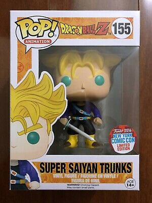6692ea1c DRAGONBALL Z SUPER Saiyan Goku Metallic Exclusive Funko POP! Anime ...