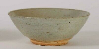 China Chinese Celadon Glazed Pottery Bowl Song-Yuan Dynasty ca. 10 -13th c.