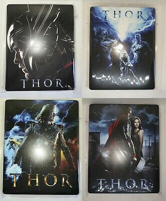 Custom steelbook Marvel Thor Blu-ray