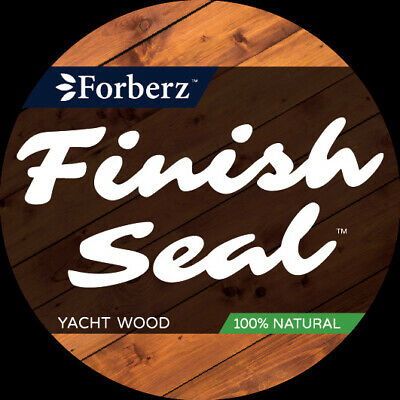 Forberz™ Finish Seal™ - 100% NATURAL MARINE USE REAL WOOD PRESERVATION COMPOUND