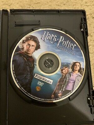 Harry Potter and the Goblet of Fire (Full Screen Edition) DISC ONLY