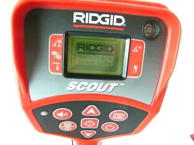 Ridgid NaviTrack Scout Power and Sewer Line Locator System (TG-3)