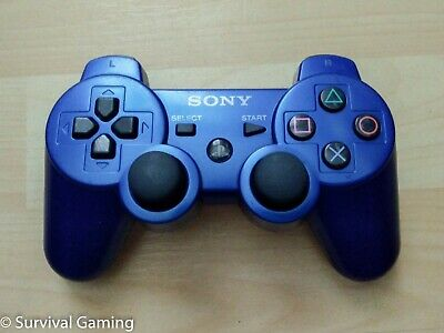 Controller ORIGINALE Sony Playstation 3 Dualshock Wireless PS3 BLU DS3
