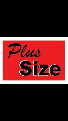 PLUS SIZE BARGAINS!!! 3x mixed clothing lot from various brands