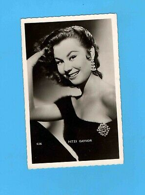 ► Mitzi Gaynor  - Cp - Carte Postale - Photo - Tbe