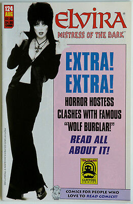 Elvira Mistress of the Dark #124 - Claypool Comics - F Strom - J Heebink