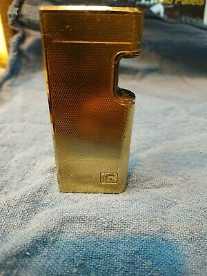 VINTAGE COLIBRI BOXED lighter unused with matching men's