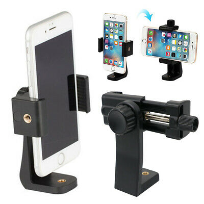 Universal Smartphone Tripod Adapter For iPhone Cell Phone Mobile Holder Mount