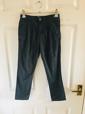 Dark Grey Zara Jeans Age 5/6 (2045)