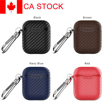 AirPods Case Protective Silicone Skin Holder Bag for Apple AirPods CA STOCK