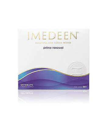 Imedeen Prime Renewal 120 Tablets (Age 50+)