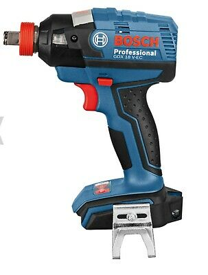 BOSCH Blue 18V GDX 18V-EC BRUSHLESS IMPACT DRIVER And IMPACT WRENCH - Skin Only