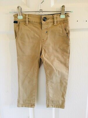 Brown Ted Baker Jeans Age 18/24 Months (2066)