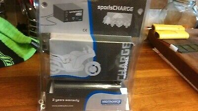 Midtronics Motorcycle  Battery Sports Charger