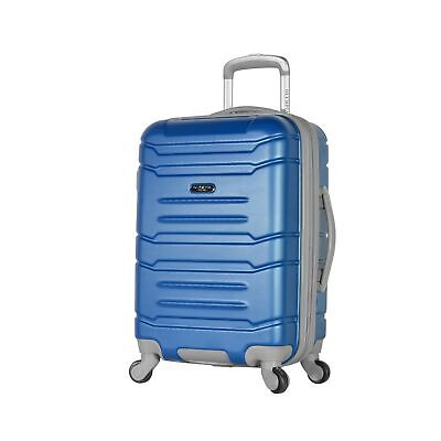 "Olympia Denmark 21"" Carry-on Spinner, Navy One Size"