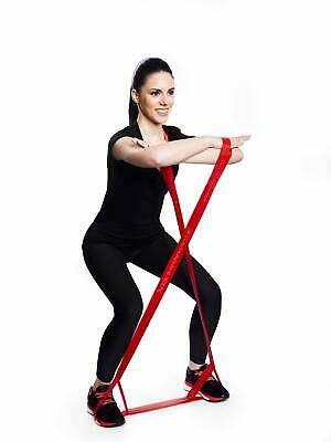 Thera-band Theraband CLX Consecutive Loops Resistance Bands. Yoga Exercise Aid