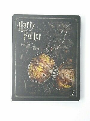 Harry Potter And The Deathly Hallows - Part 1 (4K UHD + Blu-Ray) Steelbook Case