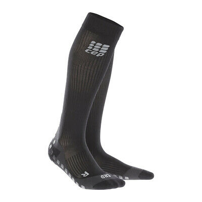 Cep Griptech Calcetines Calcetines Running Mujer Negro