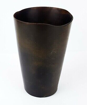 Antique Horn Beaker