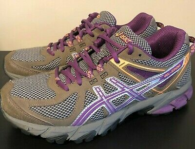 Details about Asics Gel Trail Attack 5 Womens Shoes Sz 7.5 M Running Cross Training Red TN870