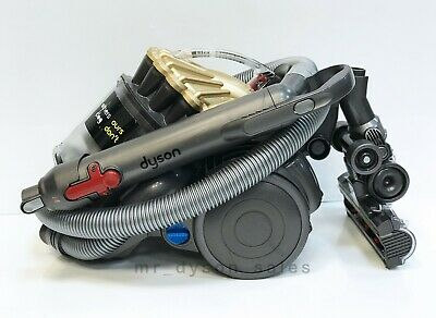Dyson DC23 Animal Stowaway Gold Cylinder Hoover Vacuum Cleaner Serviced Cleaned