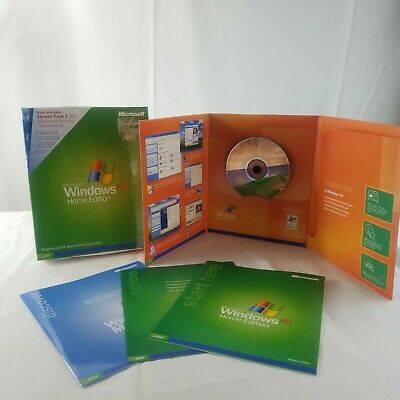 Microsoft Windows XP Home Edition - Upgrade