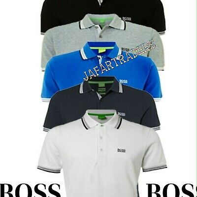 Hugo Boss Short Sleeve Green Label Polo New With Tags And Five Colours