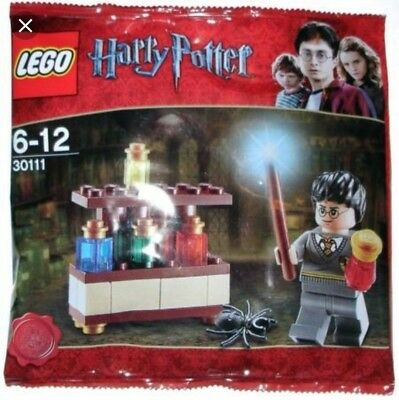 Lego Harry Potter 30111 The Lab, polybag BNIB