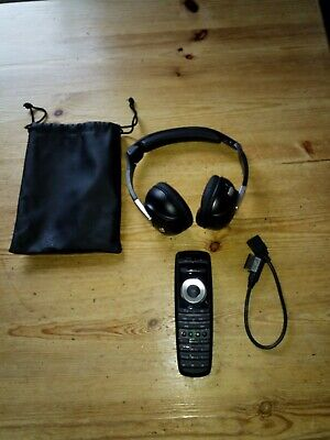 Genuine 2006 -2013 Mercedes All Models  Entertainment System Headphone + remote