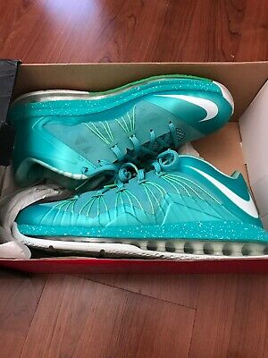 pretty nice 5111d 883c7 Nike Lebron Easter 12 Mint Green Size 10.5 Worn Once