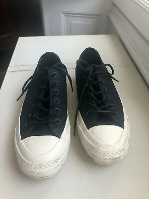 TENNIS BASKETS CONVERSE noir + blanc 39 excellent état