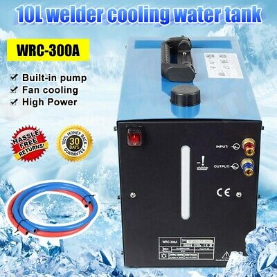 110V Water Cooling Cooler PowerCool WRC-300A Tig Welder Torch US Local US plug