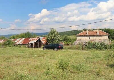 PAY MONTHLY - Bulgaria property house with huge land plot nr lake Bulgarian home