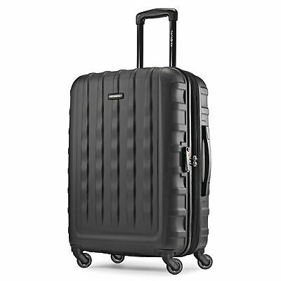 "Samsonite E-Volve DLX 24"" Spinner Black - Luggage"