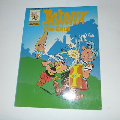 Asterix & Obelix Vintage Comic Softcover - Asterix The Gaul