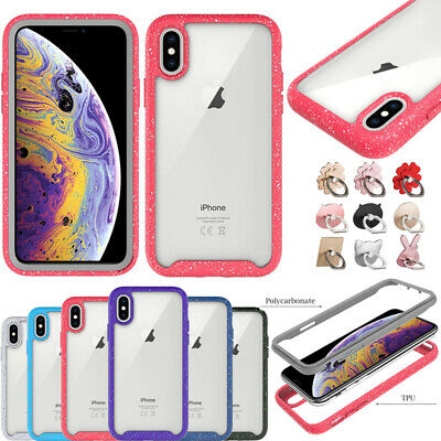 Luxury Shockproof TPU Bumper Case Cover For Apple iPhone 6 7 8 Plus X XR XS Max